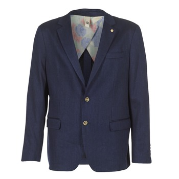 Clothing Men Jackets / Blazers Serge Blanco SUTTON Marine