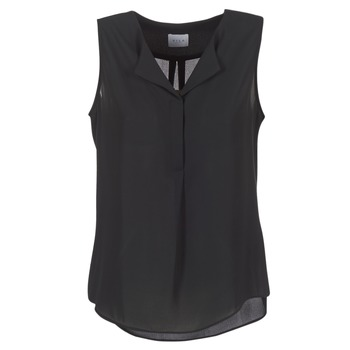 Clothing Women Tops / Blouses Vila VILUCY Black