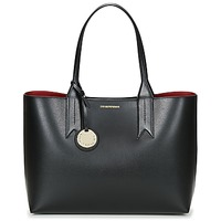 Bags Women Small shoulder bags Emporio Armani FRIDA SHOPPING Black
