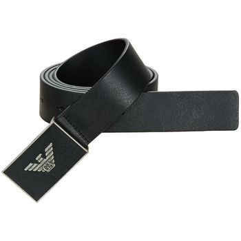 Clothes accessories Men Belts Emporio Armani WALFAI POULTE Black