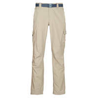 Clothing Men Cargo trousers Columbia SILVER RIDGE II CARGO PANT Beige