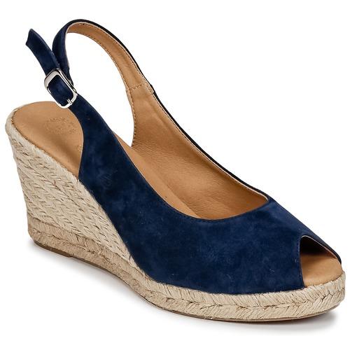 Shoes Women Sandals Betty London INANI Marine