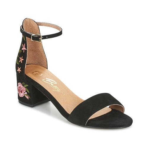Shoes Women Sandals Betty London INNUMUTU Black
