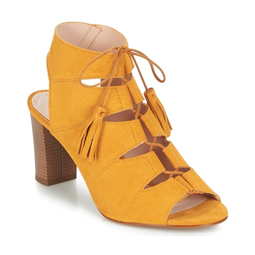 Shoes Women Sandals Betty London EVENE Yellow