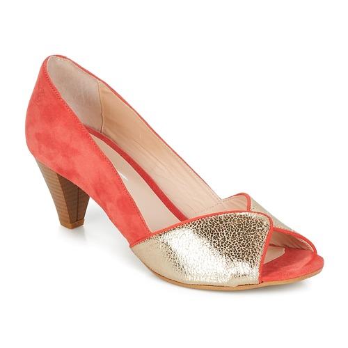 Shoes Women Heels Betty London ESQUIBE Coral