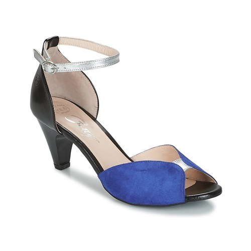 Shoes Women Sandals Betty London IKIBI Blue / Black