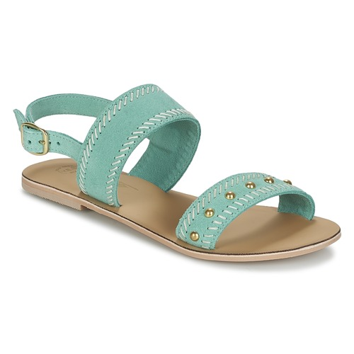 Shoes Women Sandals Betty London IKARI Blue