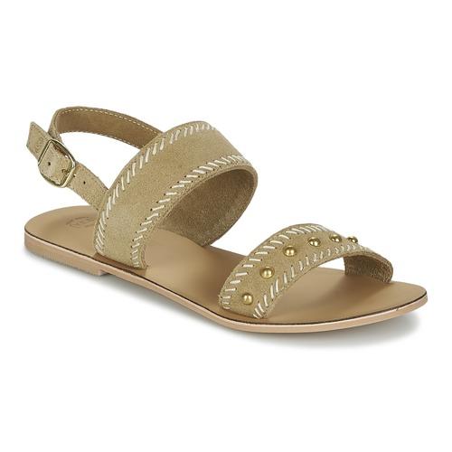 Shoes Women Sandals Betty London IKARI Beige
