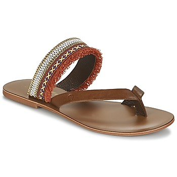 Shoes Women Sandals Betty London IKITOU Brown