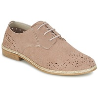 Shoes Women Derby Shoes Betty London IKATA Pink