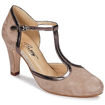 Shoes Women Heels Betty London ITARAME Brown