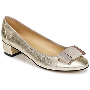 Shoes Women Heels Betty London IRAFONE Gold