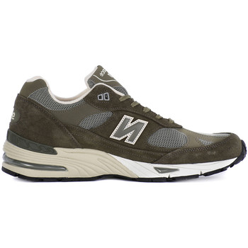 Shoes Men Low top trainers New Balance M991DOW Verde