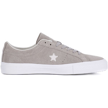 Shoes Men Low top trainers Converse ONE STAR PRO MID Marrone