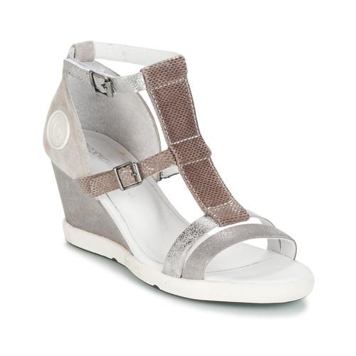 Shoes Women Sandals Pataugas WAMI-F2B Grey