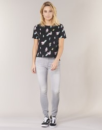 Clothing Women Skinny jeans Pepe jeans REGENT Grey / Ub0 / Power / Flex