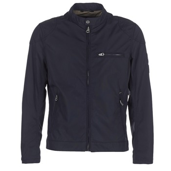 Clothing Men Jackets Pepe jeans FALCON Black