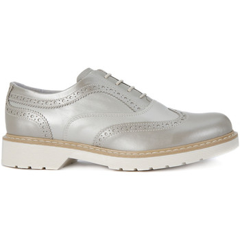 Shoes Girl Derby Shoes Nero Giardini NERO GIARDINI PARADISE PERLA Grigio
