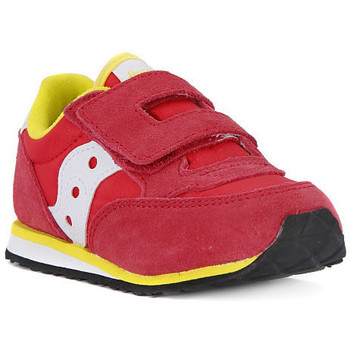 Shoes Boy Low top trainers Saucony JAZZ BABY Rosa