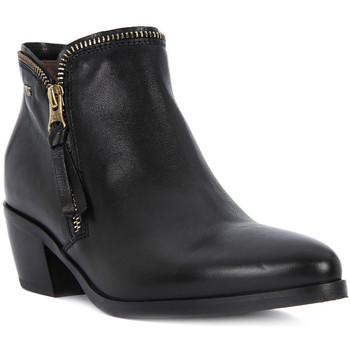Shoes Women Ankle boots Nero Giardini NERO GIARDINI SAGAR DECO Nero