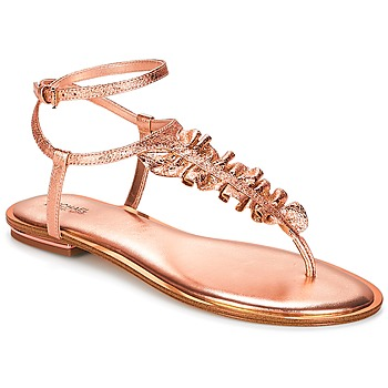 Shoes Women Sandals MICHAEL Michael Kors BELLA TONG Pink