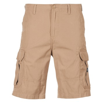 Clothing Men Shorts / Bermudas DC Shoes RPSTP CARGO 21 M WKST CLM1 Beige