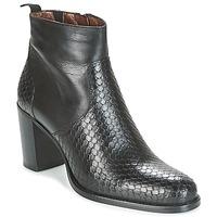 Shoes Women Ankle boots Muratti RUSTIK PRSM Black