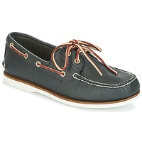 Shoes Men Boat shoes Timberland CLASSIC 2-EYE Navy