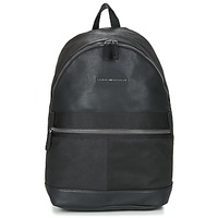 Bags Men Rucksacks Tommy Hilfiger PLAYFUL NOVELTY BCKPCK Black