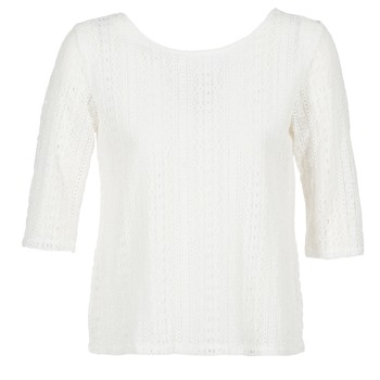 Clothing Women Tops / Blouses Betty London INNATI White