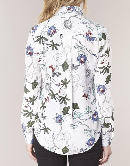 Miran ls Hilfiger Tommy White shirt P7zxnq