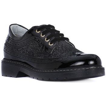 Shoes Women Derby Shoes Nero Giardini NERO GIARDINI  DIAMOND NERO Nero