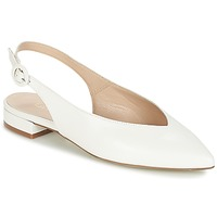 Shoes Women Flat shoes Fericelli IKIRUA White