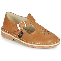Shoes Girl Flat shoes Aster DINGO Camel