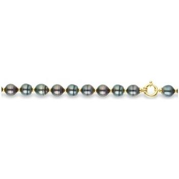 Watches Women Bracelets Blue Pearls BPS K112 W Gold