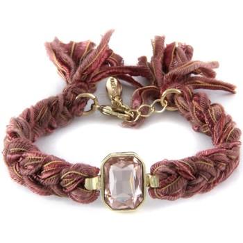 Watches Women Bracelets Blue Pearls ETK 0123 Multicolored
