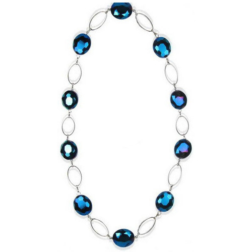 Watches Women Necklaces Blue Pearls BPS 0906 Y Multicolored