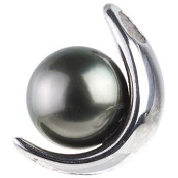 Watches Women Pendants Blue Pearls BPS K261 W Silver