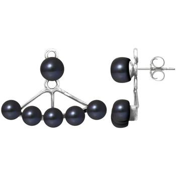 Watches & Jewellery  Women Earrings Blue Pearls BPS K374 W Multicolored