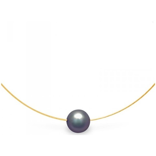 Watches Women Necklaces Blue Pearls BPS K003 W Multicolored