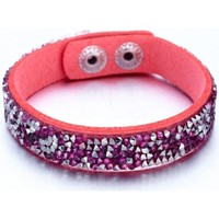 Watches Women Bracelets Blue Pearls CRY G161 F Multicolored