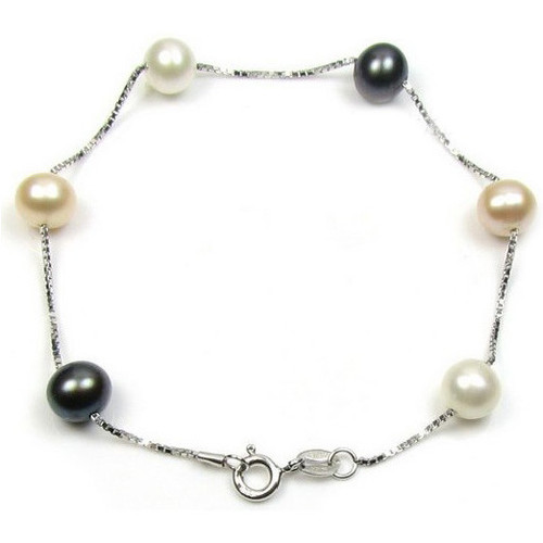 Watches Women Bracelets Blue Pearls BPS 0168 Y Multicolored