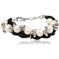 Watches & Jewellery  Women Bracelets Blue Pearls BPS 8103 T Multicolored