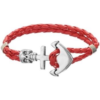 Watches & Jewellery  Women Bracelets Blue Pearls MEN OP147 K Gray