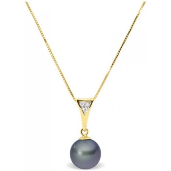 Watches Women Necklaces Blue Pearls BPS K202 W Multicolored