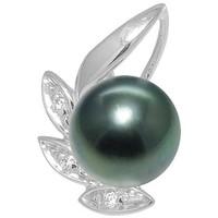 Watches & Jewellery  Women Pendants Blue Pearls BPS K276 W White