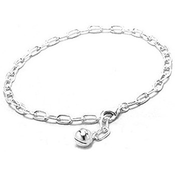 Watches Women Bracelets Blue Pearls 925 Silver Charms Bracelet - 21.5 cm Other