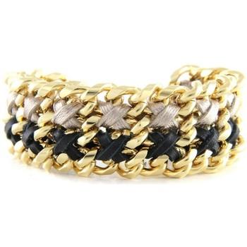 Watches & Jewellery  Women Bracelets Blue Pearls ETK 0150 Multicolored