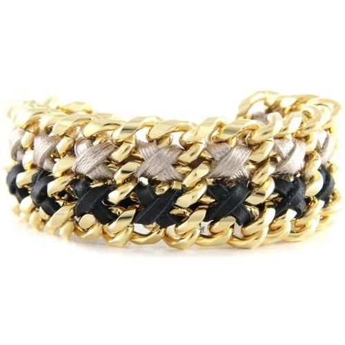 Watches Women Bracelets Blue Pearls ETK 0150 Multicolored