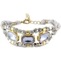 Watches Women Bracelets Blue Pearls ETK 0154 Gray